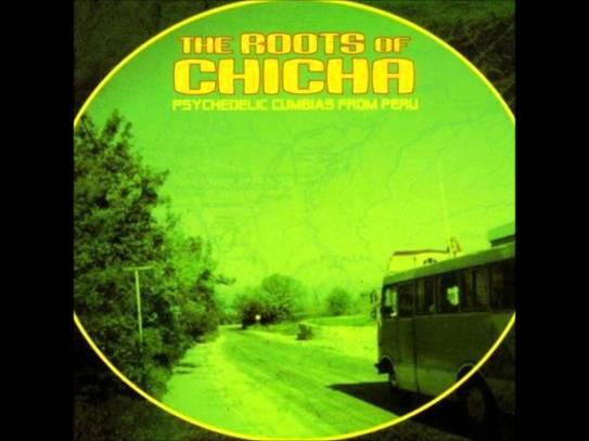 Roots of chicha